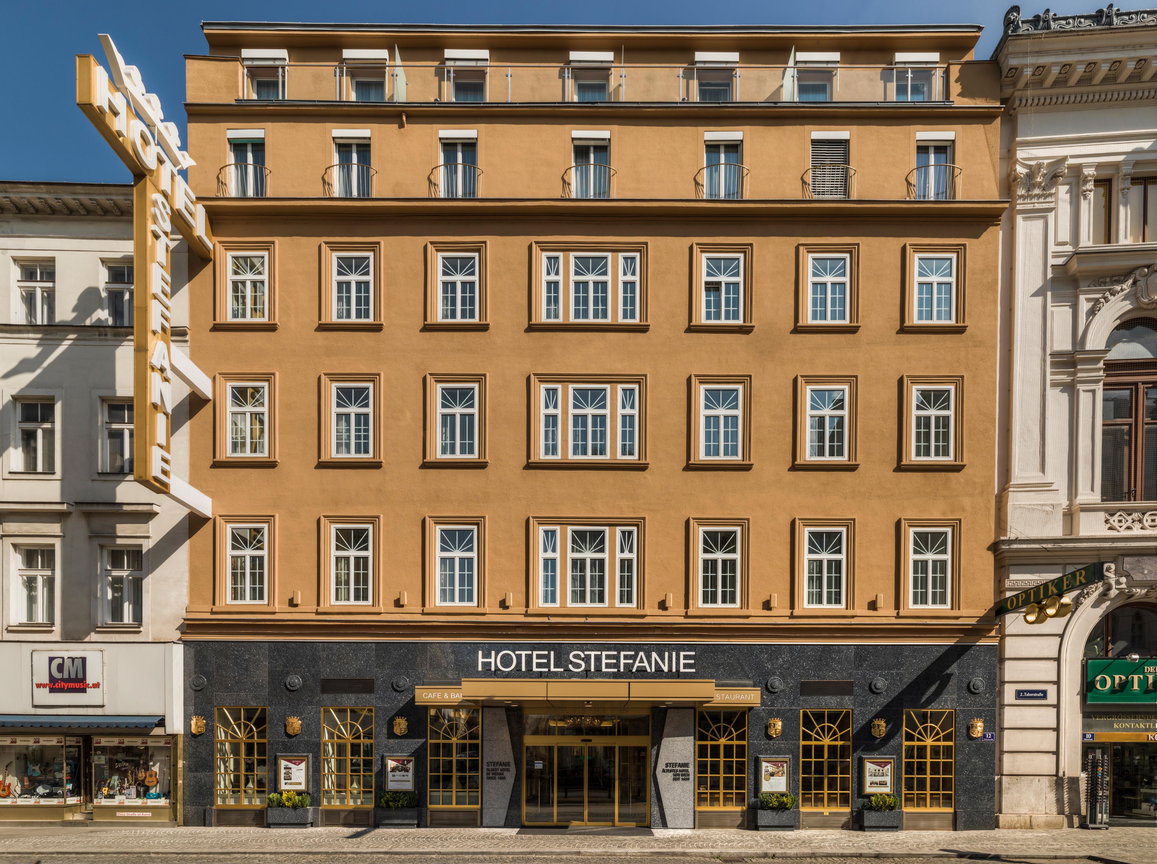 hotel stefanie(c)schick hotels