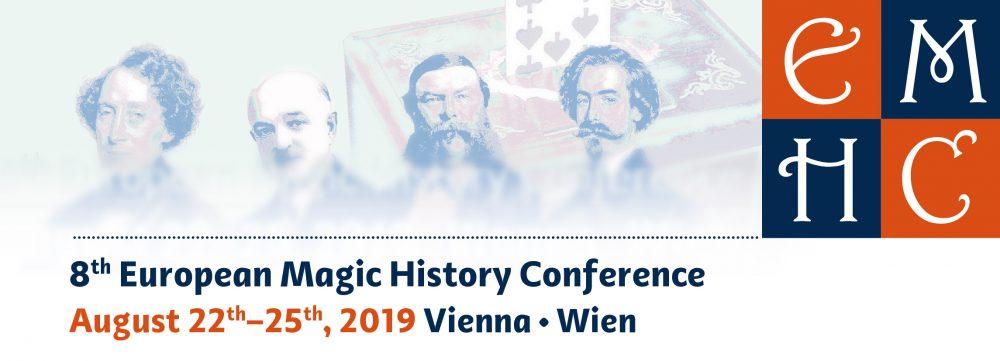 8th European Magic Conference 2019